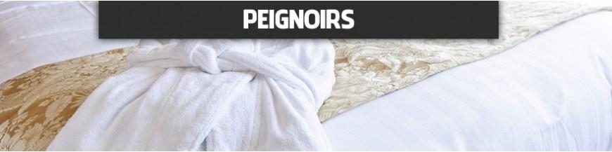 peignoirs equipement h tels chambres d 39 h tes linge hotels linge professionnel linge de. Black Bedroom Furniture Sets. Home Design Ideas